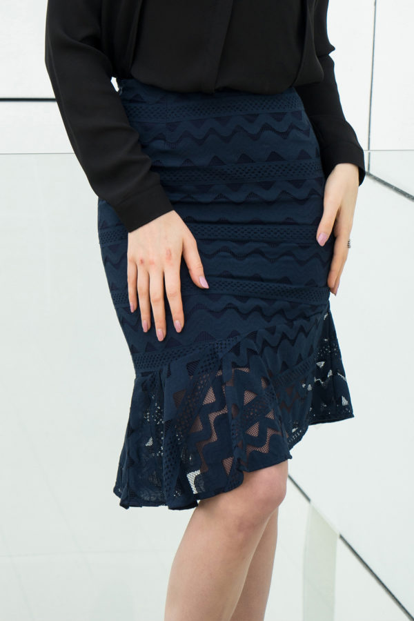 Camilla Lace Skirt